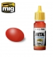 A.MIG-0188 Metallic Red - Acrylic Metallic Paint (17ml)