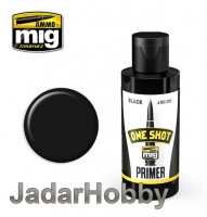 A.MIG-2023 ONE SHOT PRIMER - Black (60ml)