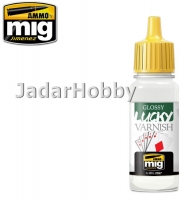 A.MIG-2057 Gloss LUCKY Varnish (17ml)