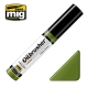 A.MIG-3505 Oilbrusher OLIVE GREEN (10ml)
