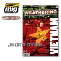 A.MIG-4507 - The Weathering Magazine Issue 8. Vietnam (Edycja angielska)