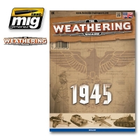 A.MIG-4510 - The Weathering Magazine Issue 11. 1945 (Edycja angielska)