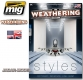 A.MIG-4511ENG: The Weathering Magazine Issue 12. Styles (English Edition)