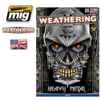 A.MIG-4513 The Weathering Magazine vol.14 HEAVY METAL