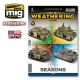 A.MIG-4527 The Weathering Magazine vol.28 Four Seasons (English)