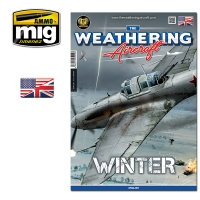 A.MIG-5212 - The Weathering Aircraft Vol.12 - Winter (wersja angielska)