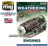 A.MIG-5203 The Weathering Aircraft Vol.3 - Engines (wersja angielska)