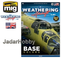 A.MIG-5204 The Weathering Aircraft Vol.4 - Base colors (wersja angielska)