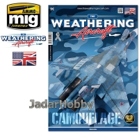A.MIG-5206 The Weathering Aircraft Vol.6 - Camouflage (wersja angielska)