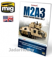A.MIG-5952 M2A3 BRADLEY FIGHTING VEHICLE IN DETAIL VOL.2 (wersja angielska)