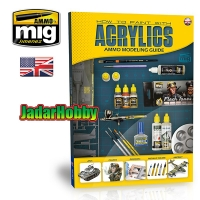 A.MIG-6040 Modelling Guide: How to paint with acrylics