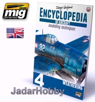 A.MIG-6053  Encyclopedia of Aircraft Modelling Techniques, Vol.4