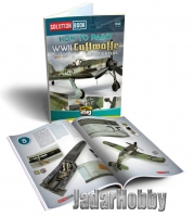 A.MIG-6502 - SOLUTION BOOK WWII LUFTWAFFE LATE FIGHTERS