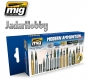 A.MIG-7129 Moder Ammunition - Acrylic Paint Set (6x17ml)