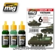A.MIG-7135 Vietnam Colors Acrylic Set (3x17ml)