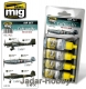 A.MIG-7210 (BACKORDER) Luftwaffe Early WWII Colors (4x17ml)
