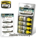 A.MIG-7215 (BACKORDER) RAF WWII Early Colors (4x17ml)