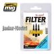 A.MIG-7450 Filter Set for Winter and UN Vehicles (3x30ml)