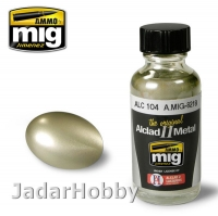 A.MIG-8218 Pale Burnt Metal ALC118 (30ml)