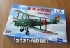 Amodel 72283 1/72 DH-60GIII Moth Major