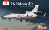Amodel 72307 1/72 Dassault Falcon 50 with winglets