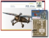 Arma Hobby 70016 SET 1/72 PZL P.11c Junior + PART S72-263