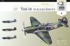 Arma Hobby 70029 1/72 Yak-1b Allied Fighter Limited Edition