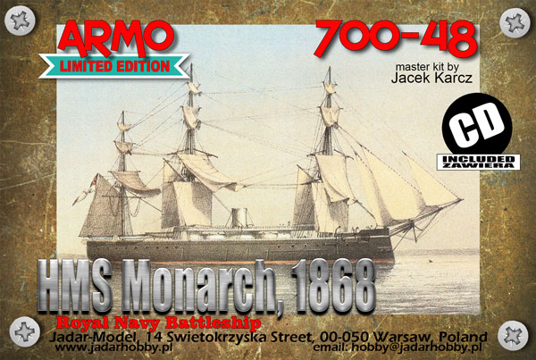 Armo 700-48 HMS Monarch