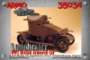 Armo 35034 1/35 Lanchester - British WWI Armored Car