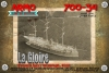 Armo 700-34 1/700 La Gloire - French Navy Ironclad