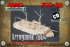 Armo 700-38 1/700 Arrogante class Floating Battery