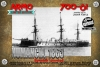 Armo 700-61 1/700 Numancia - Spanish Ironclad, 1863