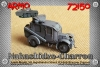 Armo 72150 Nakashidze-Charron, the first Russian armored car (1/72)