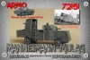 Armo 72151 1/72 Mannesmann-Mulag armored car