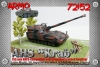 Armo 72152 1/72 AHS KRAB - Polish self-propelled tracked 155mm howitzer