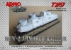 Armo 72157 1/72 MBW-2 WW2 Soviet Armored Train