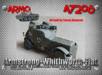 Armo A7206 1/72 Armstrong-Whithworth-Fiat