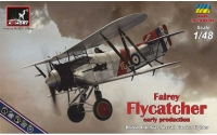 "Armory AR48001 1/48 Fairey ""Flycatcher"" British mid-war FAA Fighter, early version, w/ Jaguar-III engine"