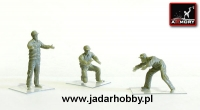 Armory AR F7214 1/72 Soviet/Russian modern airfield ground personnel