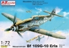 AZ Model AZ7615 1/72 Bf-109G-10 Erla (early) block 49XX