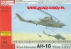 "AZ model AZ 7419 Attack Helicopter AH-1G ""Huey Cobra"" (1/72)"