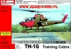 "AZ model AZ 7451 Attack Helicopter TH-1G ""Huey Cobra"" (1/72)"