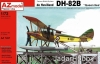 "AZ Model AZ 7497 1/72 DH-82B ""Queen Bee"""