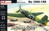 AZ Model AZ 7542 1/72 Messerschmitt Bf 109H-1/R6