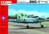 AZ Model AZ7557 1/72 De Havilland Canada DHC-1 Chipmunk T.20