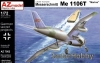 "AZ Model AZ 7562 1/72 Messerschmitt Me 1106 ""Marine"""