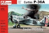 AZ Model AZ 7574 1/72 Curtiss P-36A