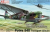 AZ Model AZ 7576 1/72 Potez 540 Transport version