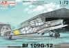 AZ Model AZ 7610 1/72 Messerschmitt Bf 109G-12
