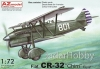 "AZ Model AZ 7612 1/72 Fiat CR-32 ""Chirri"" Export"